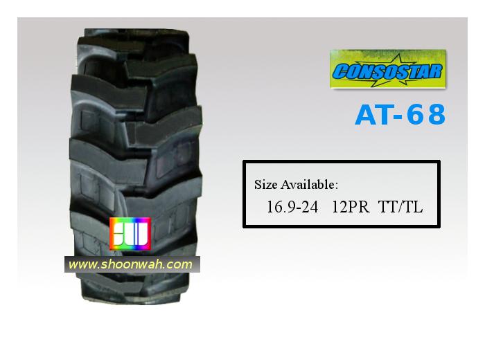 Consostar AG Agriculture Farm Tractor Tires OTR Off-the-road
