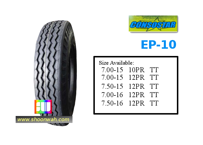 700-16, 7 00-16 RIB & LUG light truck tires -Consostar,ERP
