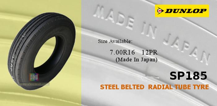 7 00R16 700R16 light truck tube type TT radial tires